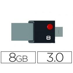 Memoria usb emtec mobile&go otg t200 8 gb usb 3.0