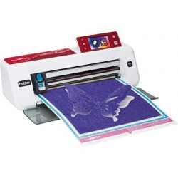 "Plotter de corte brother scanncut cm700 pantalla lcd tactil color 3,7"" escaner 300 dpi usb wifi"
