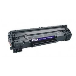 TONER LASER NEGRO REMANUFACTURED 725