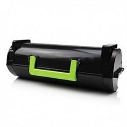 60F2000 Lexmark Tóner Negro Reciclado MX310