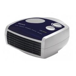 Termoventilador ca2400 taurus compacto termostato regulable 1200w-2400w
