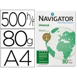 Papel Navigator Universal A4 80g Paquete de 500 hojas