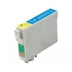 T0712 EPSON Tinta Cyan Compatible C13T07124011