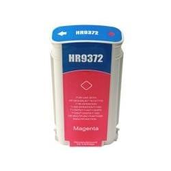 72 HP Cartucho Tinta Magenta Remanufacturado C9372A