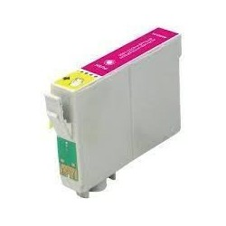T0713  EPSON Tinta Compatible Magenta C13T07314011