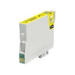 18XL Epson tinta yellow compatible