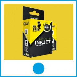 T0712 EPSON Tinta Cyan Compatible C13T07124011