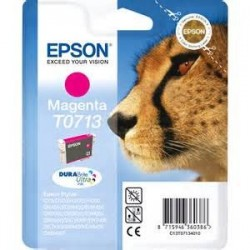 T0713 EPSON Cartucho Tinta Magenta Original C13T07114011