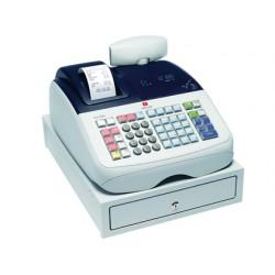 Registradora olivetti ecr 6800 ld cajon grande caja profesional
