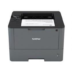 Impresora brother hll5000dn laser monocromo dual 40ppm bandeja 400hojas