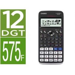 Calculadora casio fx-570spx iberia classwizz cientifica 575 funciones 9 memorias codigo qr con tapa
