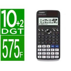 Calculadora casio fx-991spx iberia classwizz cientifica 575 funciones 9 memorias codigo qr con tapa