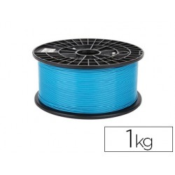 Filamento 3d colido premium pla 1,75 mm 1 kg azul