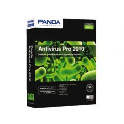 Panda antivirus pro 2011 windows 7 compatible -para 1 ordenador-