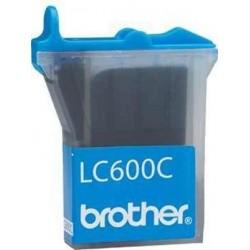 CARTUCHO TINTA CYAN BROTHER LC600C ORIGINAL
