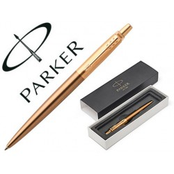 Boligrafo parker jotter premium west end brushed gt