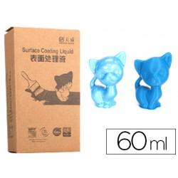Recubrimiento 3d colido azul perla 60 ml