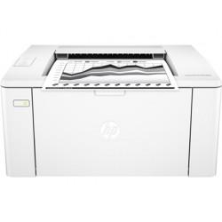 Impresora hp laserjet pro m102w hasta 22 ppm negro 128 mb usb bandeja entrada 150h wifi