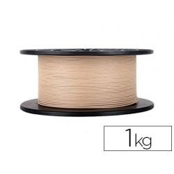Filamento 3d colido gold wood pla 1,75 mm 1 kg madera