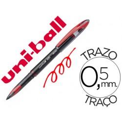 Boligrafo uni-ball roller air uba-188-m 0,5 mm tinta liquida rojo