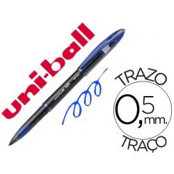Boligrafo uni-ball roller air uba-188-m 0,5 mm tinta liquida azul