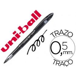 Boligrafo uni-ball roller air uba-188-m 0,5 mm tinta liquida negro