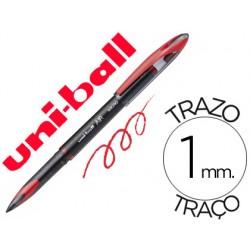 Boligrafo uni-ball roller air ub-188-l 0,7 mm tinta liquida rojo