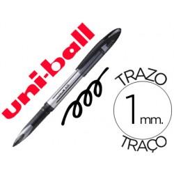 Boligrafo uni-ball roller air ub-188-l 0,7mm tinta liquida negro