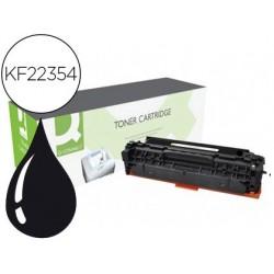 Toner compatible q-connect samsung clp360/365 clx3300/3305 negro 1.500 pag