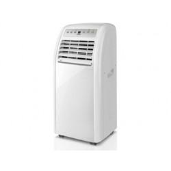 Aire acondicionado portatil taurus ac 205rvkt frio y calor 880 w con rueda y asa 470x350x760 mm