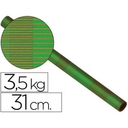 Papel fantasia estucado 1247-15 -bobina de 31 cm -3,5kg.