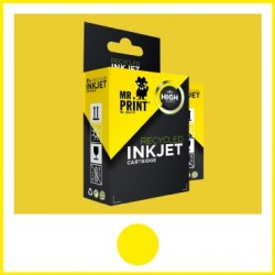 16XL TINTA YELLOW EPSON REMANUFACTURED