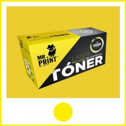 CLP-320/325 (CLT-Y4072S/ELS) Toner Laser Yellow SAMSUNG Remanufactured