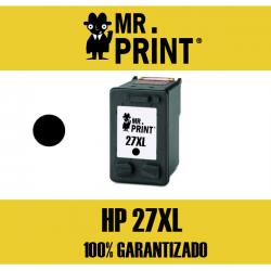 27XL HP Cartucho Negro Remanufacturado