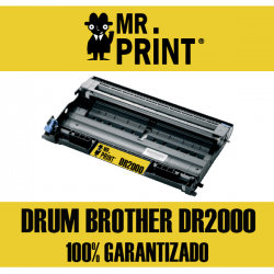 DR2000 Brother Tambor Remanufacturado