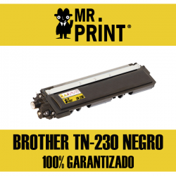 TN230 Brother Tóner Negro Remanufacturado