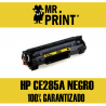 TONER LASER NEGRO REMANUFACTURED CE285A