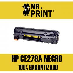 CE278A Toner  Negro Remanufacturado