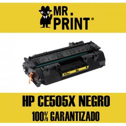 CE505X HP Toner Negro Remanufacturado