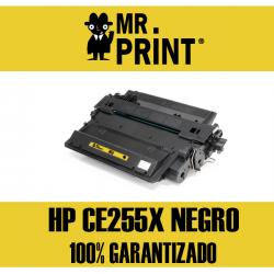 CE255X HP Toner Negro Remanufacturado