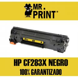 CF283X HP Toner Láser Negro Remanufacturado