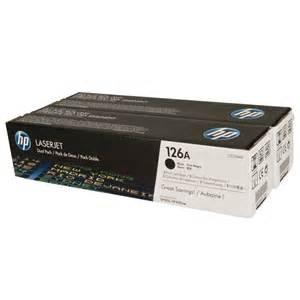 HP CE310A 126A Toner Láser Original negro