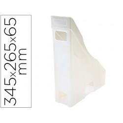 Revistero offisys plastico flexible transparente
