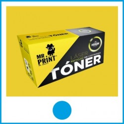 TN136 TONER LASER AZUL BROTHER REMANUFACTURED