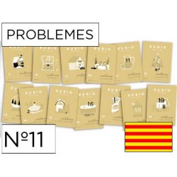 Cuaderno rubio problemes nº11 catalan