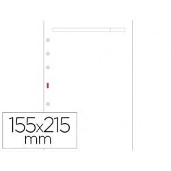 Recambio agenda finocam 1000 liso blanco 155x215 mm