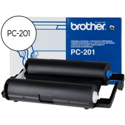 Repuesto fax brother 1020-1030 cartucho y bobina
