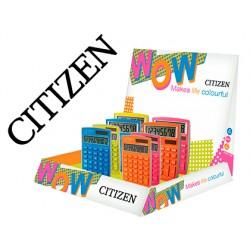 Expositor citizen sobremesa carton gama wow 4 cdc-80 y 3 cpc-112 + 1 cpc-112 sin cargo
