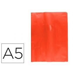 Protector cuaderno clairefontaine con etiqueta din a5 piel en pvc clementina