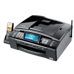 """Equipo multifuncion brother mfc990c 27/22ppm cl/ne, usb 2 copiadora escaner plano fax lcd 4.2"""" adf 15 hojas"""